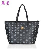 2014 new MC printing PU  Travel Bag free shipping hot selling high handbag 014  6 color