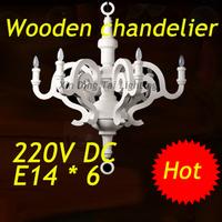 white black  D550mm  Moooi Paper lustre wooden Chandelier Pendant lamp E14 bulbs indoor lighting