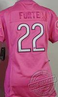 Hot #22 Matt Forte jerseys 2013 Pink Love's Womens Jerseys cheap football jerseys american football jersey
