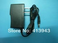 High quality 10PCS AC 100V-240V Converter Adapter DC 9V 0.6A Power Supply US Plug DC 5.5mm x 2.1mm 600mA+ Free shipping