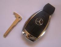FOR Mercedes Benz Smart Remote Key Case to suit C,E,S Class, CL, SLK, CLK Models