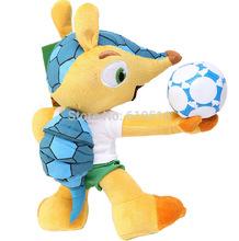 Brazil World Cup mascots