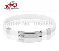 Free shipping 10pcs Xcellerated Performance Band ION Titanium Band Power Bracelet XPB bracelet