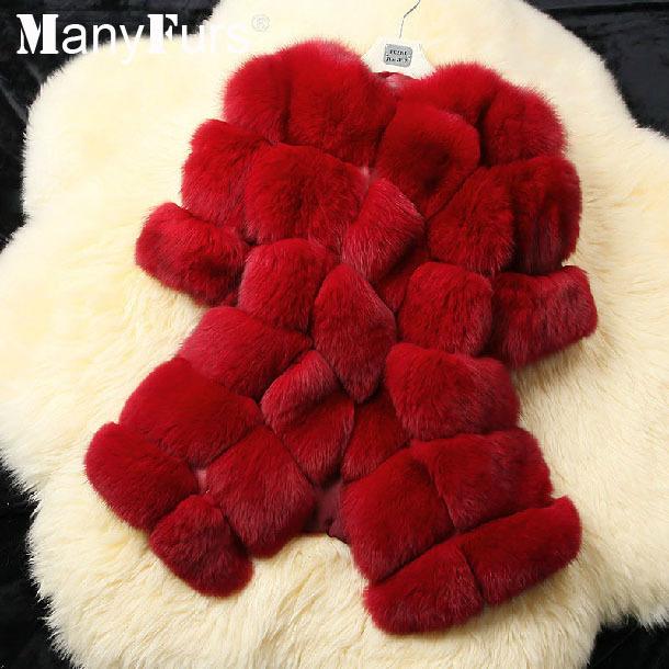 Buy plaid faux fur 8