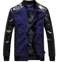 free shipping 2014 Spring-Autumn New Fashion Casual Sport Thin Men Windbreaker sportswear outdoors Jacket waterproof jacket 55