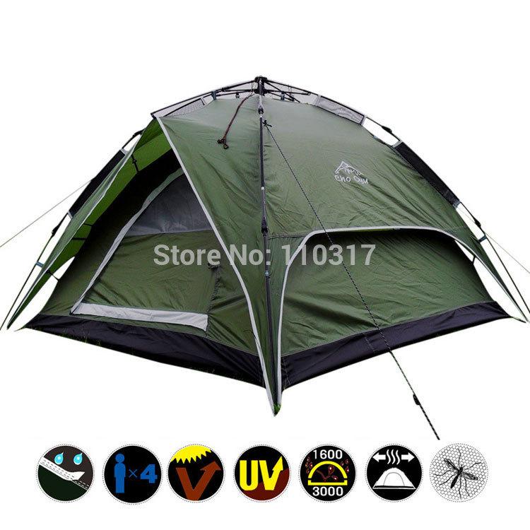 Туристическая палатка No brand 4 S0057 туристическая палатка langya 4 ly z4005