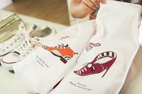 shoes organizer bag shoe covers