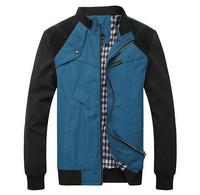 free shipping 2014 Hot Sale Fall Fashion Men's Jacket Men's Casual Wear Top quality 68