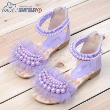 Принцесса перл кружева роман детские сандалии детская обувь детей ботинки сандалии девушки парни новый 2014 мальчик в девочке ytl001