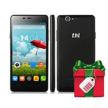 Original THL 4400 Mobile Phone MTK6582 Quad Core Android Smartphone 5.0 Inch HD IPS Screen 1GB RAM 4GB ROM 8.0MP Camera 4400mAh(China (Mainland))
