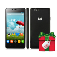 Original THL 4400 Mobile Phone MTK6582 Quad Core Android Smartphone 5.0 Inch HD IPS Screen 1GB RAM 4GB ROM 8.0MP Camera 4400mAh