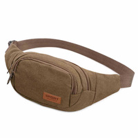 8 Colors Hot Sale 2014 Brand Desigual Waist Pack Canvas Small Messenger Bag Mobile Phone Bag Men Travel Bags Free Shipping
