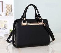 2014 New Satchel Briefcase Bags PU Leather Women Handbag Shoulder Tote Sling Clutch Bag