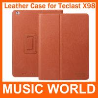Original Leather Case for Teclast X98 3G 9.7 inch Intel 3735D Quad Core Tablet PC