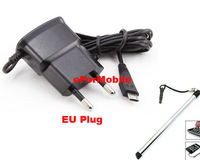 2014 AC Charger Mobile Phone Charger Portable Charger Travel Charger +Pen For Samsung Galaxy S Advance i9070