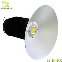 High quality 150w led project light led ceiling lamp 85-265v 15000lm led factory Workshop warehouse COB led high bay light
