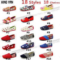 New 2014 women flats shoes canvas shoes for women spring summer  simple  fashion leisure shoes  loafers casual shoes sneakers