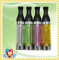 7 Colors 2.4ml eGo CE7 E-cigarette Electronic Cigarette Atomizer Clearomizer No Fiberglass Cord Free Shipping