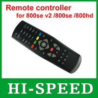 2pcs Remote controller for DM800HD SE V2 DM800se 800hd 800se free shipping post