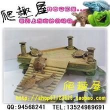 New High Quality Turtle Pier Pet Ramp Platform Frog Newts Basking SMALL 18.5x15cm free shipping(China (Mainland))