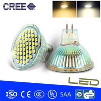 4pcs/lot , GU10 MR16 E27 LED 3W 220V 3528SMD Warm white/Cold whit 48 LED Spot Light LED Bulb Lamp Energy Saving 260LM