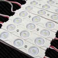 Wholesale!!! 40pcs/ Lot 5730SMD Super bright LED Module for LED Lighting box & LED Sign CE RoHS  new version of the LED Modules