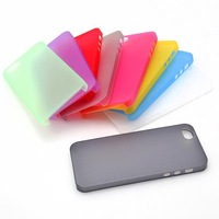 New 2014 Transparent Case For iPhone  5 5G 5GS 5S Hard Plastic Crystal Clear Luxury Protective Cover Phone Cases