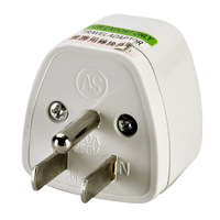 Universal UK/ EU/ AU to US Power Plug Converter Adapter