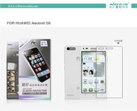 NILLKIN Super Clear HD Anti-fingerprint or Matte Scratch-resistant Screen protector For Huawei Ascend G6 Huawei G6 phone case