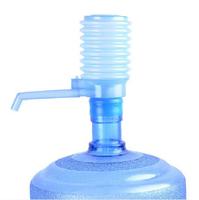Hand pressure drinking water pressure is hand-pressure water is bottled water pumping trumpet Transparent hand pressure pump