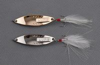 Free Shipping super quality metal VIB hirudo  fishing lure 15g, 20g  spoon spinner bait fishing accessory tackle 10PCS