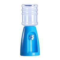 Vertical Desktop Mini cute mini water dispenser pressure water heaters hand pressure straight home drinking buckets Easy
