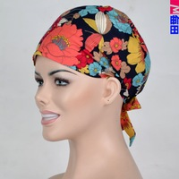 NEW Matin women surgical caps free shipping women medical caps,one size adjustable scrub hats