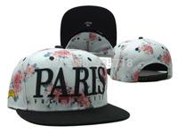 Cayler & Sons PARIS Floral Snapback flower hats FUCKIN CITE mens womens cheap baseball caps 18 styles hiphop cap Free Shipping