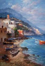 mediterranean painting price