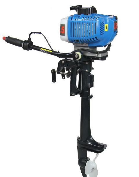 подвесной лодочный мотор с воздушным охлаждением
