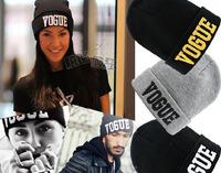 Skullies & Beaines VOGUE Beanies 2014 New Sport Winter Cap Men Hat Beanie Knitted Winter Hats Hip Hop Fashion Caps Hot Sale