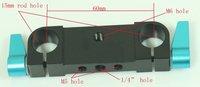 New New RailBlock Rod Clamp for 15mm rod DSLR Rig Rail System 15mm rod clamp