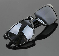 Free shipping fashion men must travel sunglasses 2014 new sunglass 13 kinds of color good quality with low prices