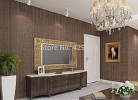 wallpaper 3D Vertical Stripe Emboss Brief TV Background Wallpaper
