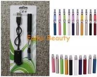 eGo electronic cigarette eGo CE4 Kits BLISTER PACK 1.6ml Atomizer 650mah 900mah 1100mah ego t battery eGo kits Free Shipping