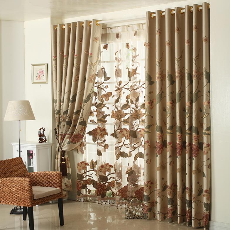 Cortinas de dise o home sala de estar producto de los - Cortinas de persiana ...