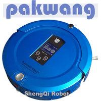 2013 Popular 4 IN 1 multifunction intelligent robot vacuum cleaner