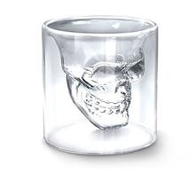 cheap skull glass