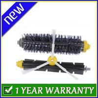 Bristle Brush+Flexible Beater Brush 3 Armed for iRobot Roomba 700 Series 760 770 780 Vacuum Cleaner