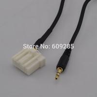 AUX Audio cable Pentium B70 Mazda 3 Mazda 6 M3 M6 Input cable 3.5MM