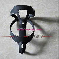 Newest B  RXL carbon water bottle cage Full Carbon Fiber bicycle bottle cage / holder good quality Free shipping (Matte Black)