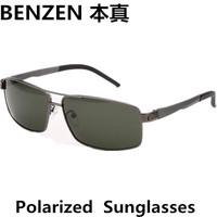 2014  New Men Polarized  Sunglasses driver driving  glasses Fishing Sun glasses oculos with case black 2097B