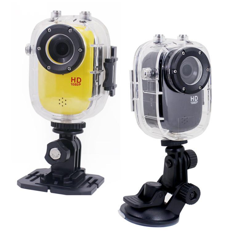 Waterproof Outdoor Sport Helmet Camera DVR SJ1000 Diving 30M H.264 1920*1080p(China (Mainland))