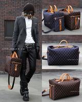 High quality 2014 Fashion Large Capacity Men Travel Bags Handbag Leather Travel Duffel Bag Luggage Hobo Shoulder Bag items